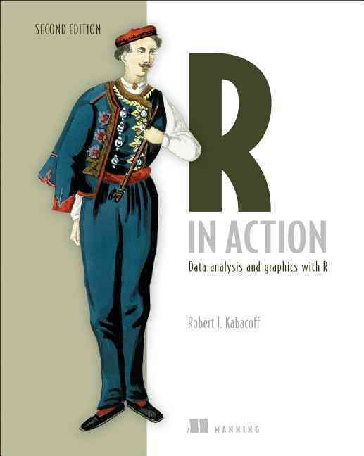 R in Action By Kabacoff, Robert